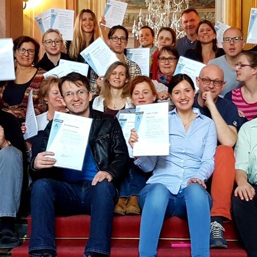 30 AuditorInnen und QBs der ARGE Bildungshäuser Österreich