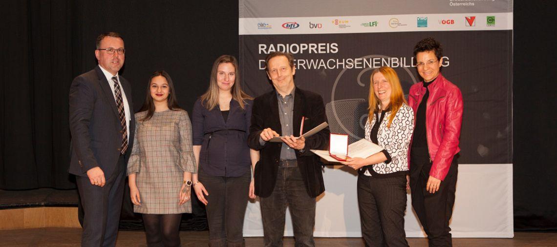 Radiopreis der Österreichischen Erwachsenenbildung