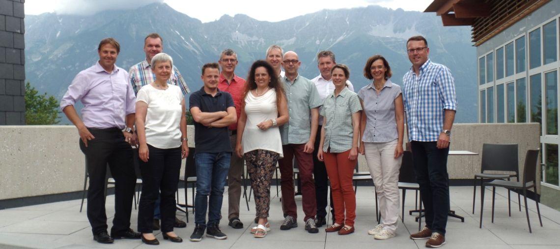 Bildungshäuser-Treffen im TBI Grillhof