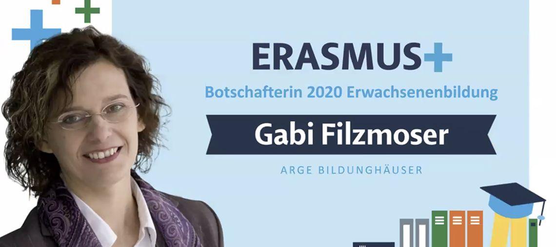 Erasmus+ Botschafterin