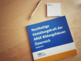 Studie: Nachhaltige Gestaltungskraft der ARGE Bildungshäuser Österreich