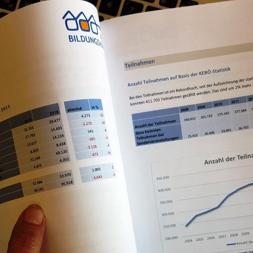 Jahresbericht ARGE Bildungshäuser 2016