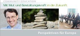Symposium 2018 Mit Mut und Gestaltungskraft in die Zukunft, Erwachsenenbildung, Bildungshaus, Nachhaltigkeit, Regionalentwicklung