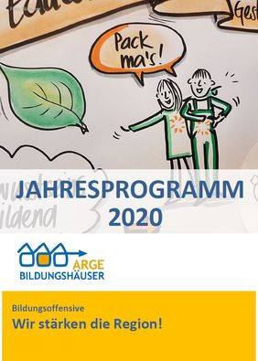 ARGE Bildungshäuser Österreich Seminarprogramm 2020