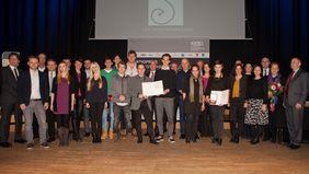 Radiopreisverleihung der Erwachsenenbildung PreisträgerInnen