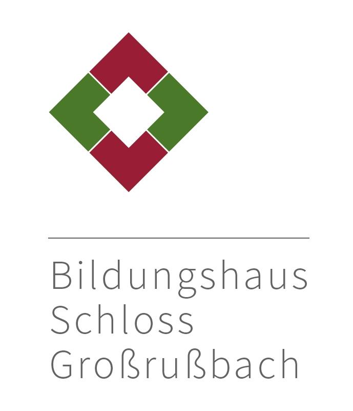 Logo Bildungshaus Schloss Großrußbach
